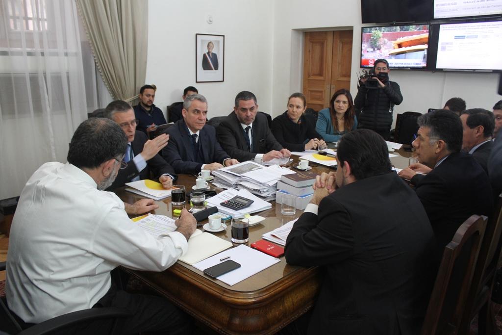Subsecretar a del interior ministerio del interior y for Ministerio del interior antecedentes
